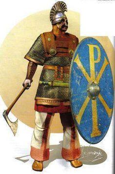 Byzantine 6th century