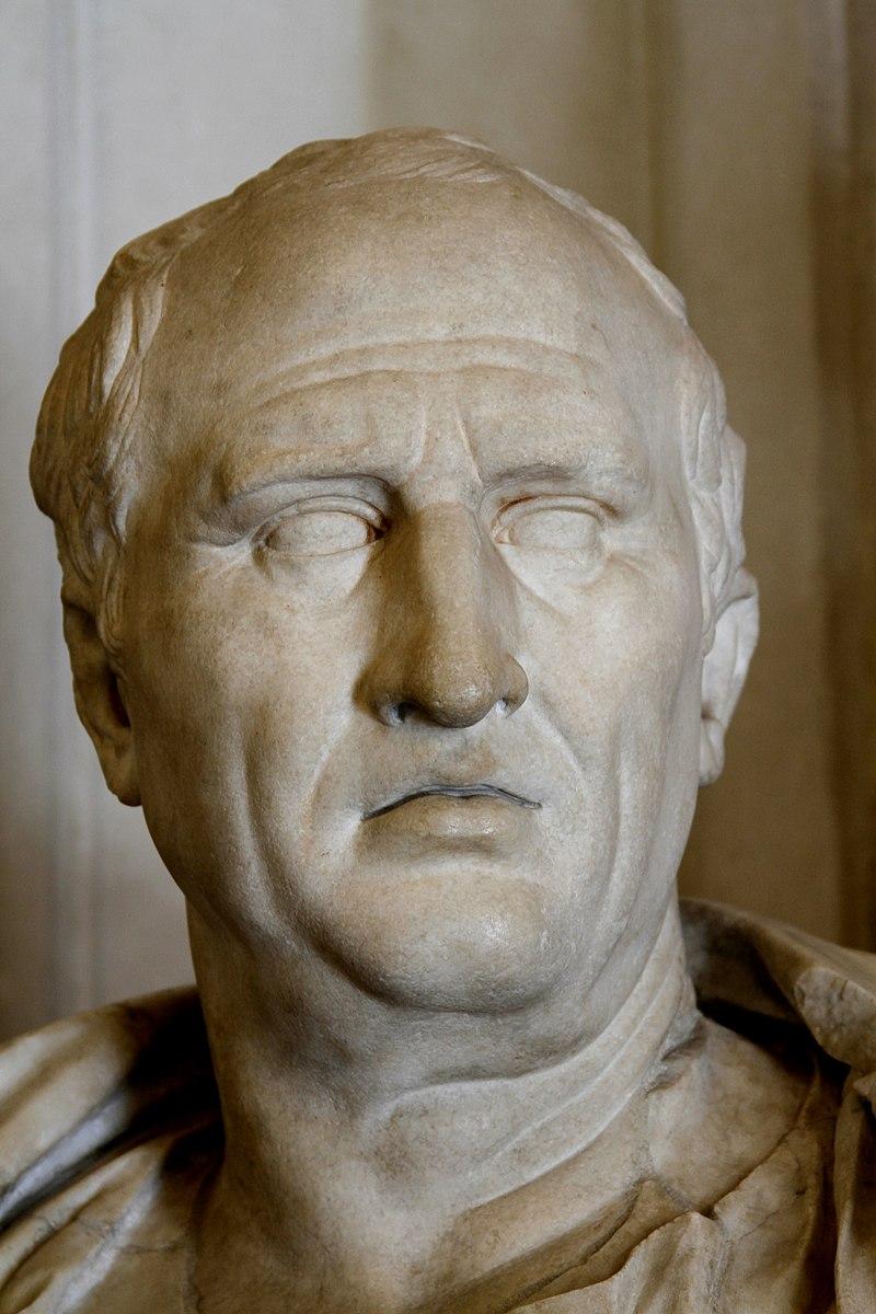 Cicero_(1st-cent._BC)_-_Palazzo_Nuovo_-_Musei_Capitolini_-_Rome_2016
