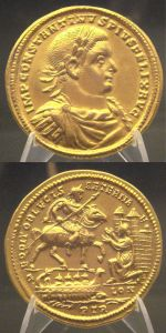 Constantius_I_capturing_London_after_defeating_Allectus_Beaurains_hoard