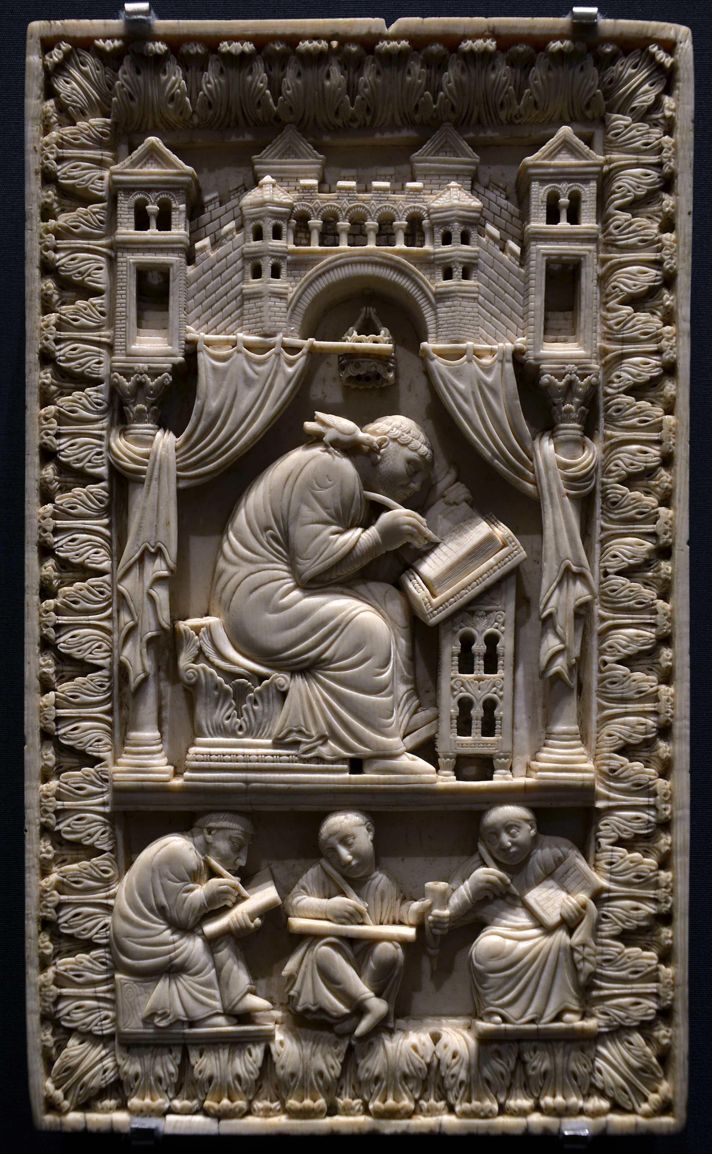 scriptorium gregory