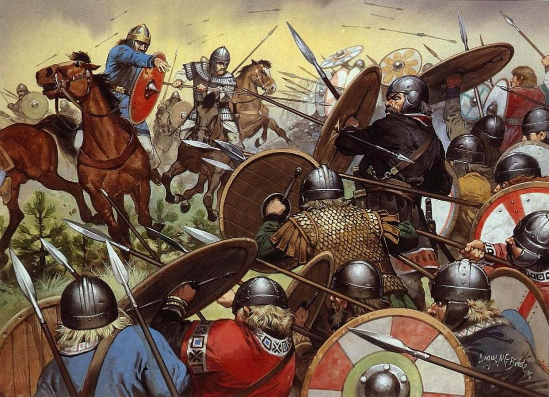 Battle of Chalons 4