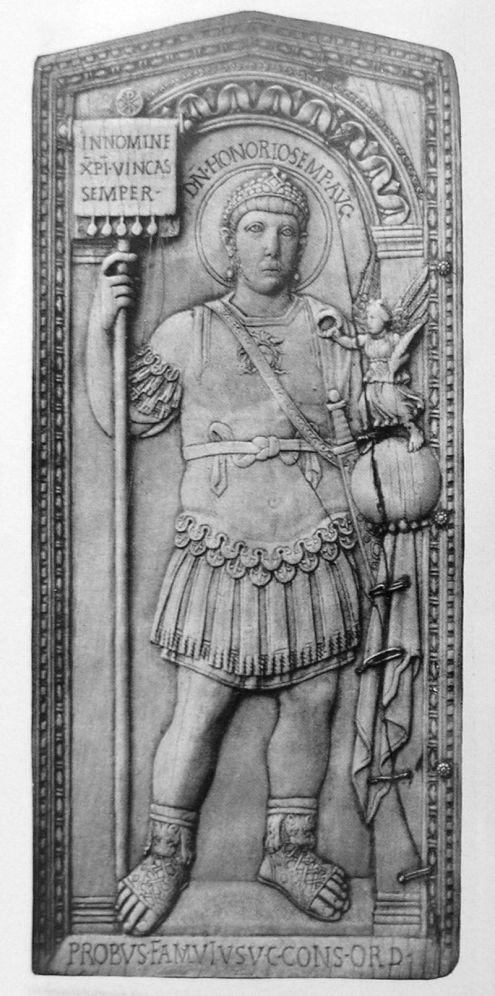 honorius-Consular_diptych_Probus_406