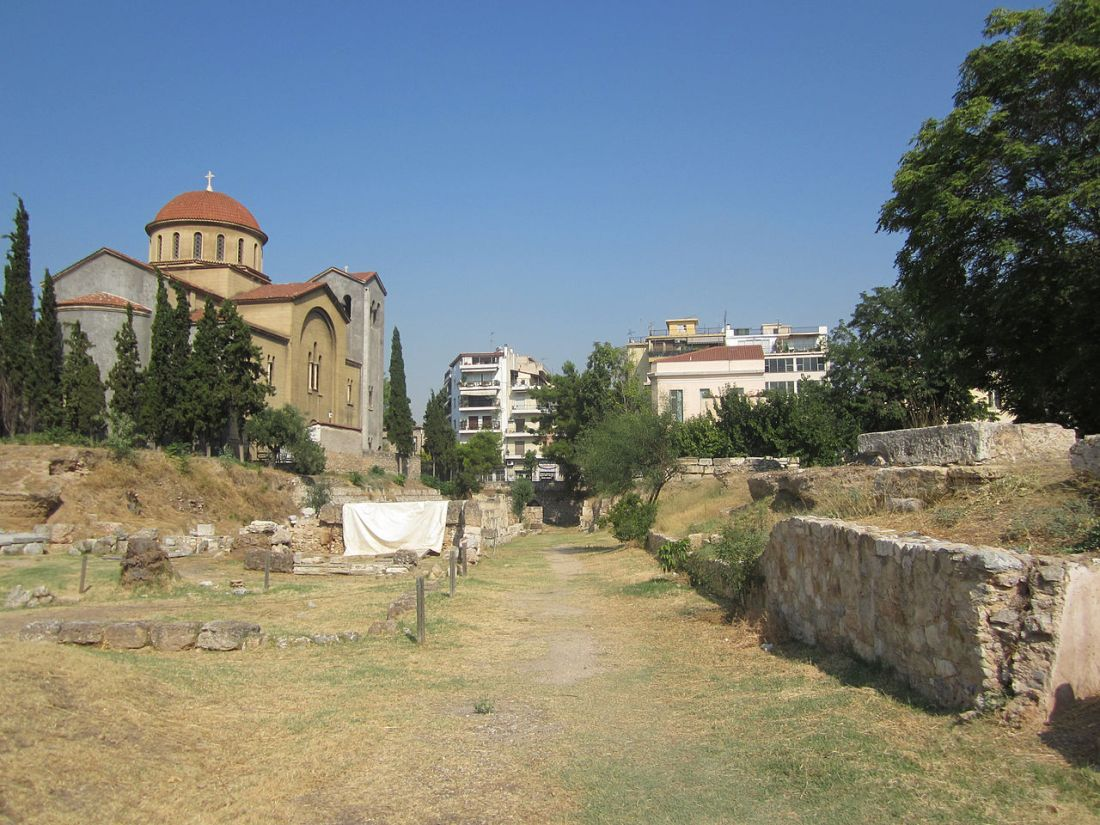 Athens_-_Ancient_road_to_Academy_1