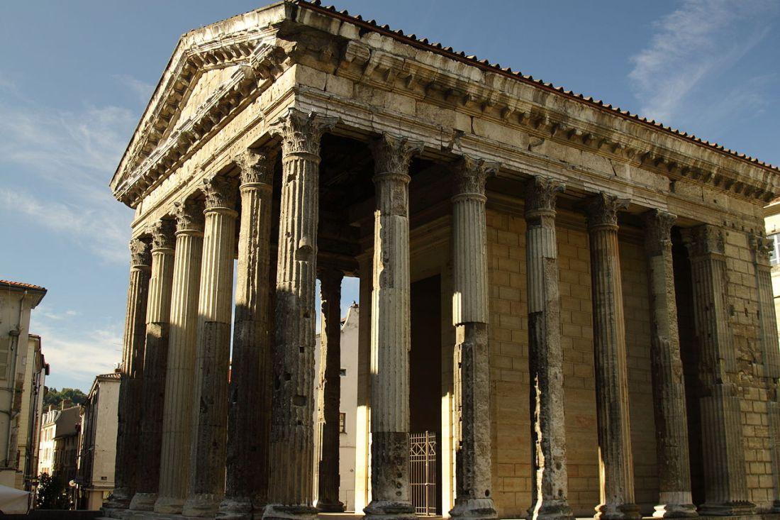 Vienne_—Temple_d_Auguste_et_de_Livie