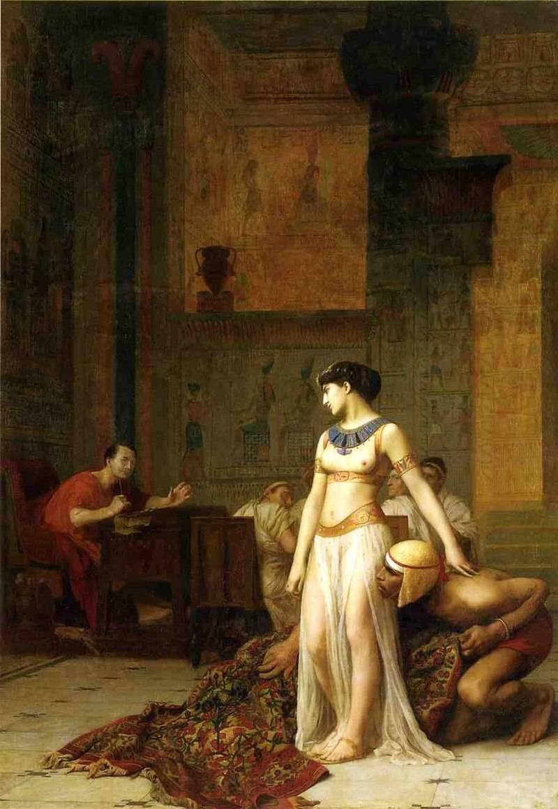 Cleopatra_and_Caesar_by_Jean-Leon-Gerome.jpg