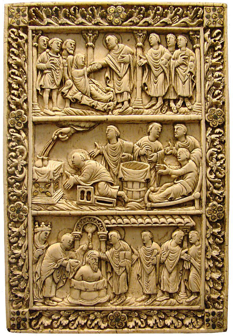 Saint_Remigius_binding_Medieval_Picardie_Museum
