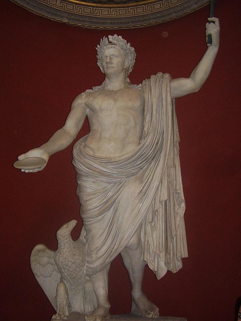 800px-Statue_Claudius_Vatikanische_Museen