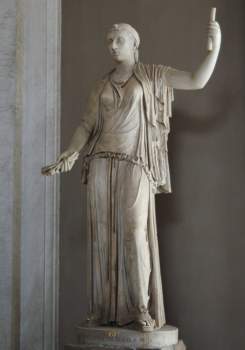 Cleopatra_VII,_marble,_Vatican_Museums,_Pius-Clementine_Museum,_Room_of_the_Greek_Cross_2