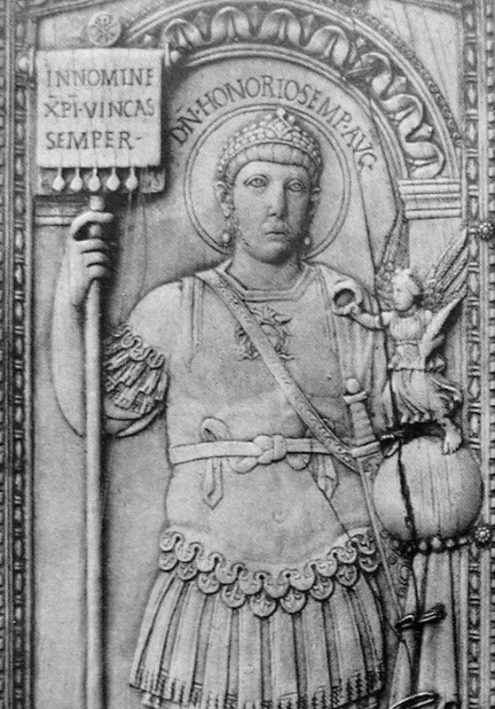 Emperor-Honorius