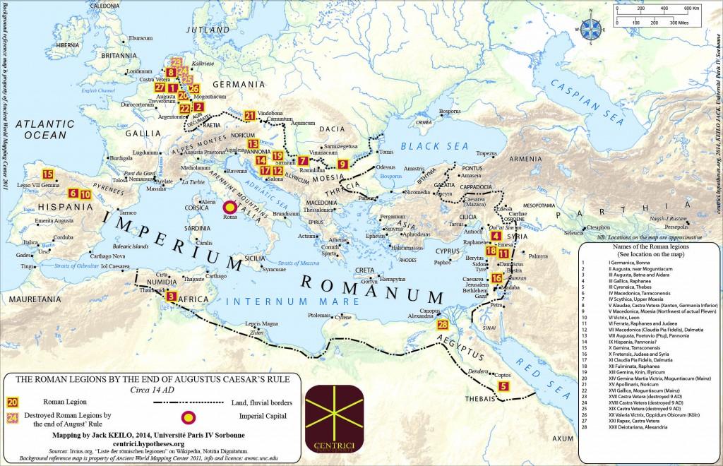 Roman-legions-14-AD-Centrici-site-Keilo-Jack-1024x660
