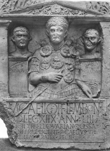 teutoburg caelius