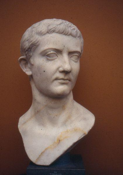 tiberius -bust-face-copenhagen