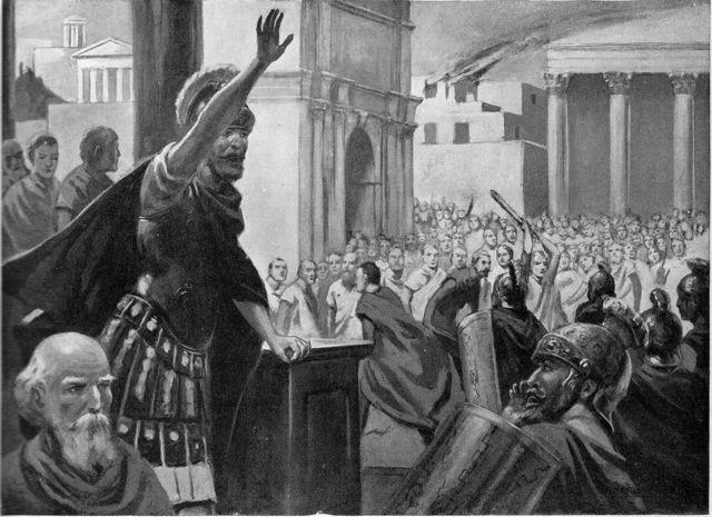 92 Praetorians vs Citizens