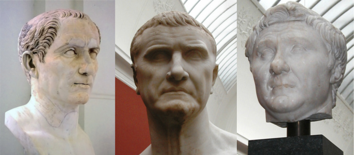 first_triumvirate_of_caesar_crassius_and_pompey