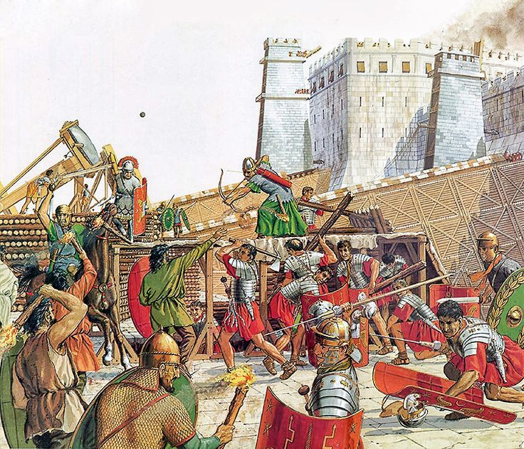 siege of jerusalem mghhmg