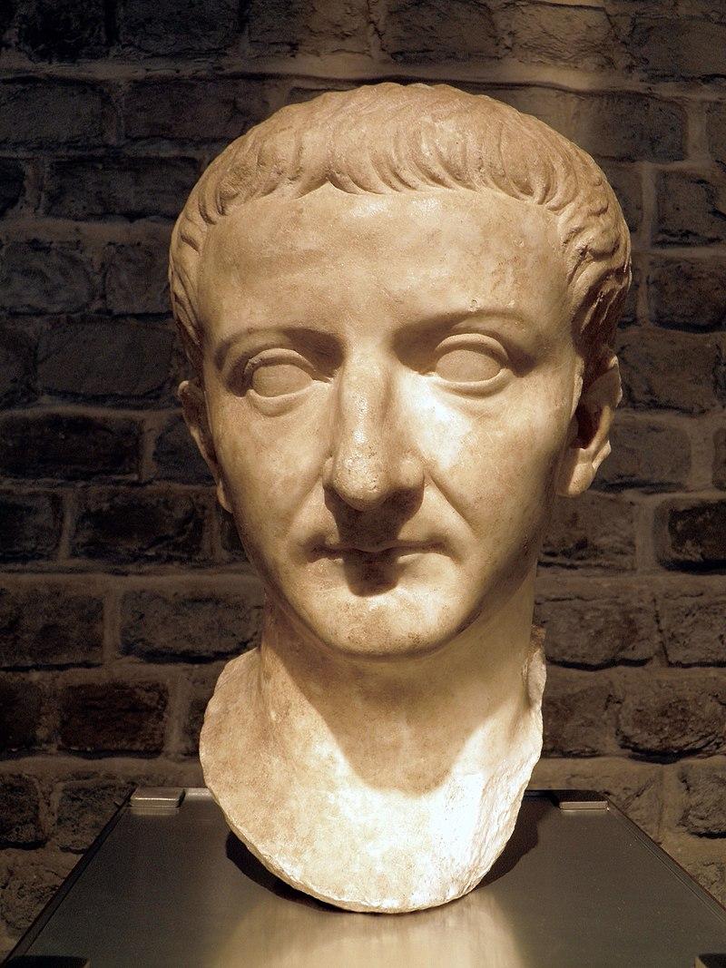 Tiberius,_Romisch-Germanisches_Museum,_Cologne foto Carole Raddato