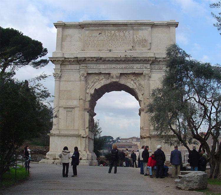 Titusbogen Rom