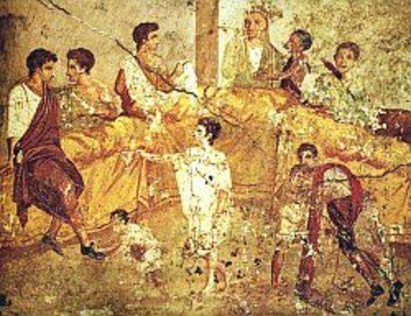 Triclinium (Novela histórica)
