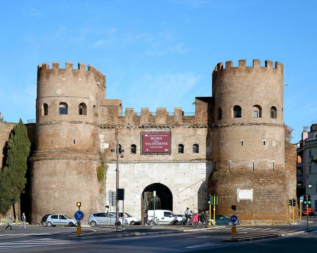 Porta_San_Paolo_(Rome)